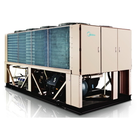 风冷螺杆冷(热)水机组R134a