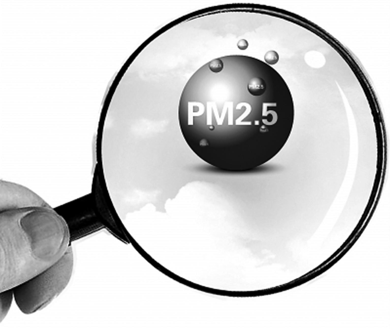 建源新风系统,PM2.5