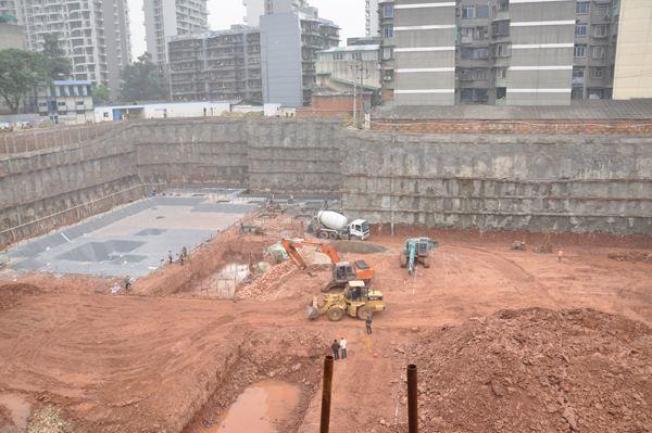 旋挖护壁桩