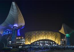 广西体育中心(上海博超)