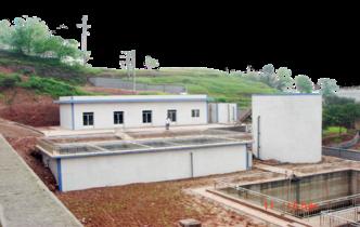 遂宁市城市生活垃圾填埋场渗滤液处理