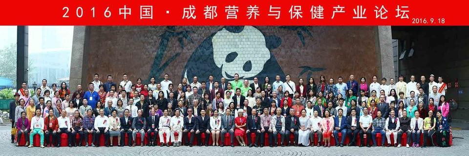 2016中国成都营养与保健产业论坛