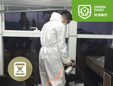 面向上海地区的甲醛治理服务项目