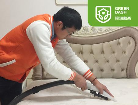 面向上海地区的床垫深度保洁加除螨服务项目