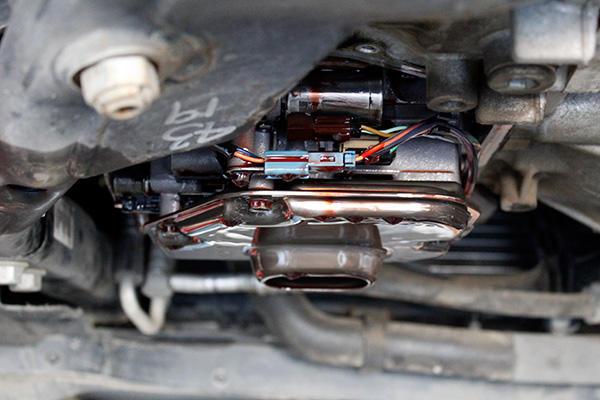 北京mini维修_宝马mini长期不更换变速箱油导致变速箱损坏