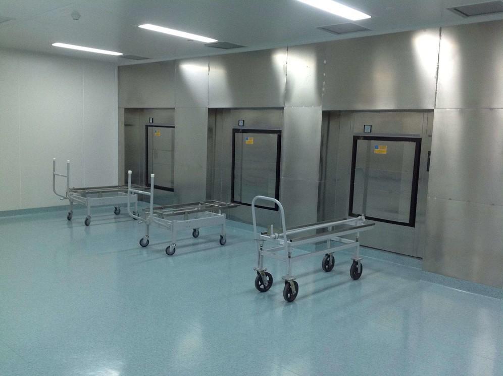 浅析医院消毒中心供应室装修的设计施工与注意事项