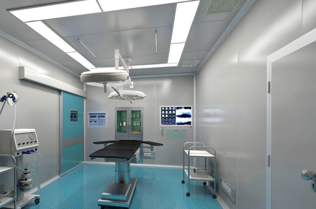 「百級骨科手術室凈化」資陽骨科醫院