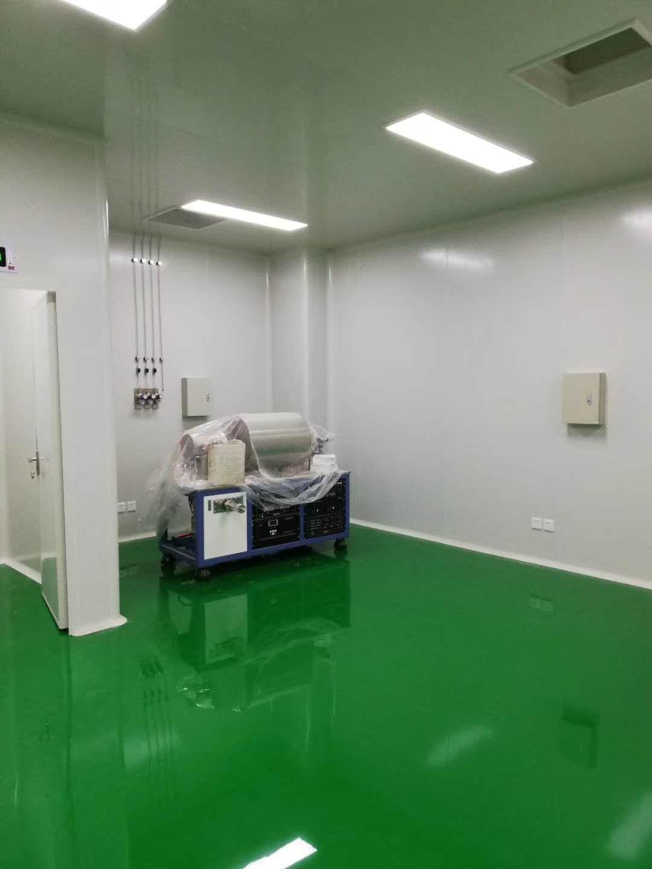 欧冠体育平台净化浅谈绵阳洁净实验室净化装修项目
