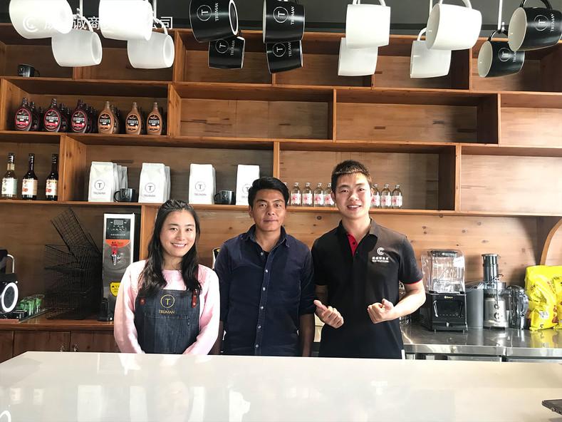 拉萨T咖啡馆