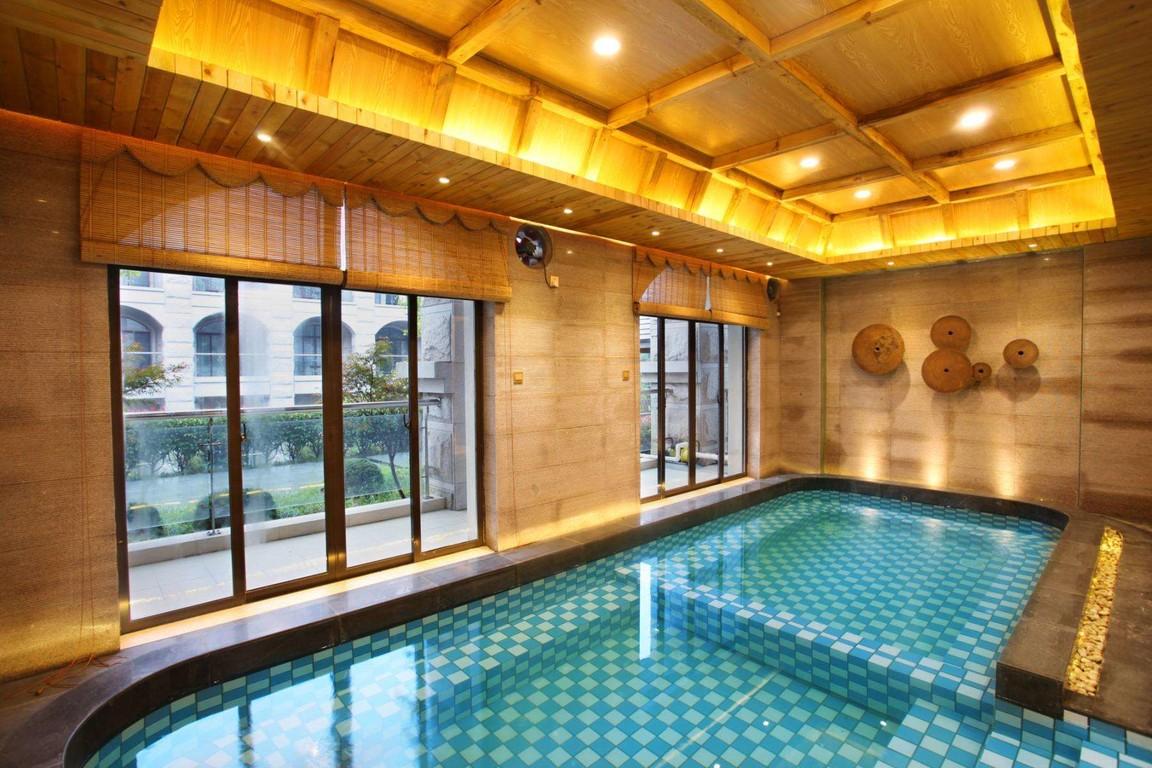 成都索菲特万达酒店桑拿项目设计及安装工程