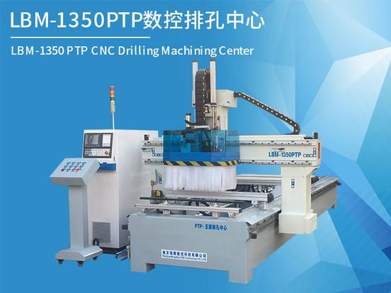 LBM-1350PTP数控排钻加工中心