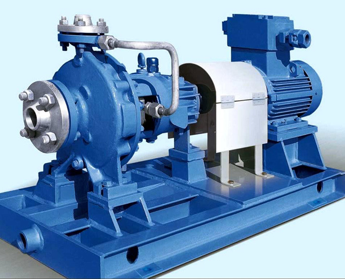 KBF型化工流程泵