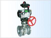 ANSI标准气动球阀