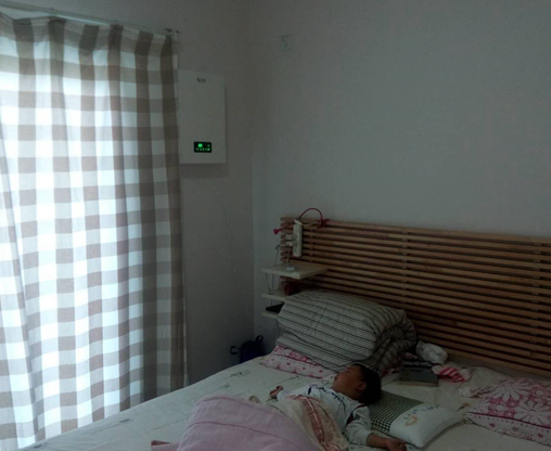 臥室安裝圖