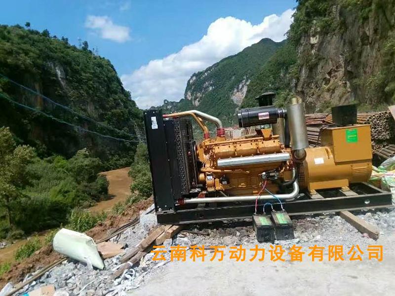 贵州公路工程600kw上柴yabo亚博体育app下载