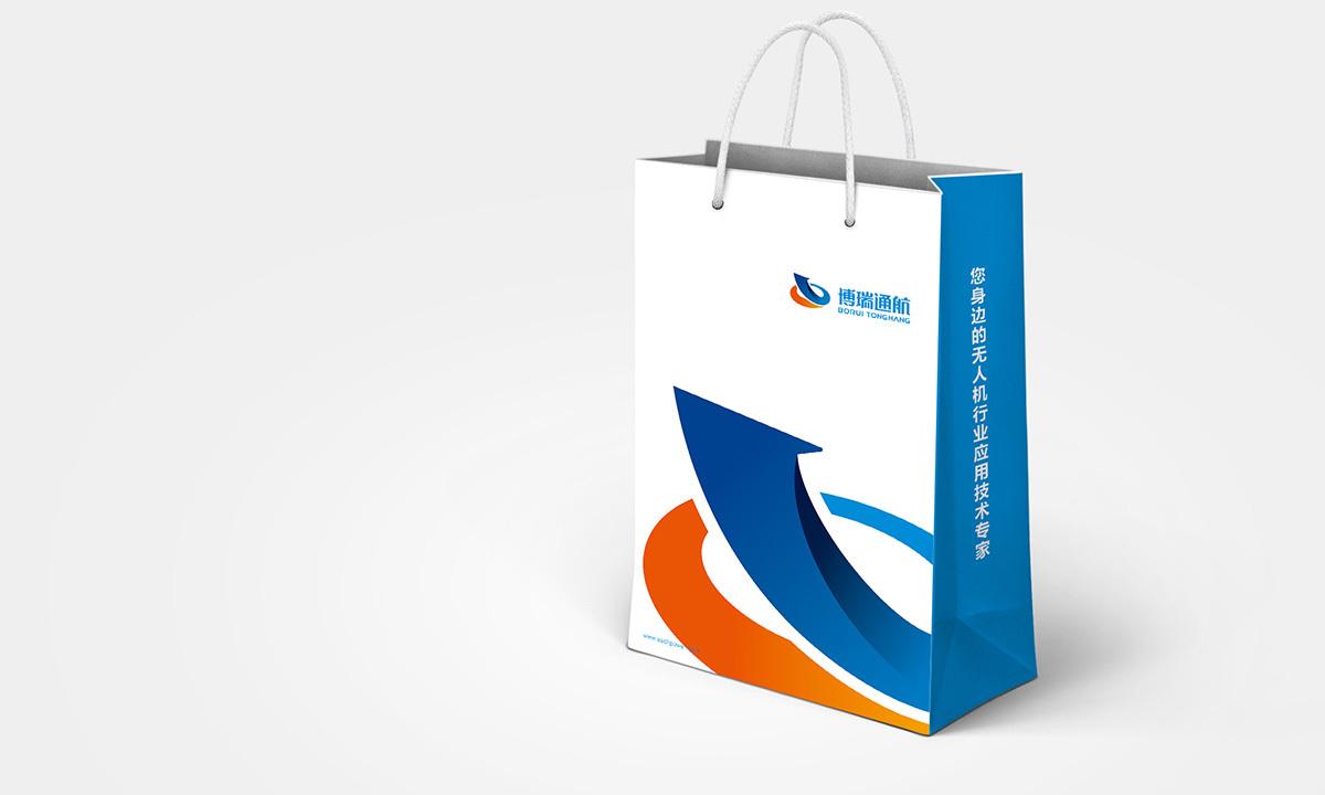 博瑞通航,LOGO设计,商标设计,标志设计,VI设计,VI设计欣赏