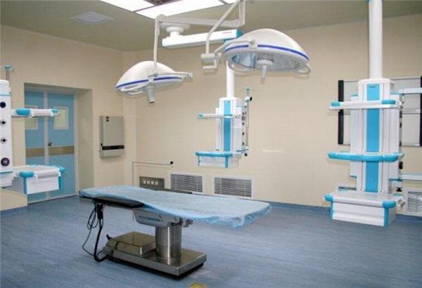潔凈手術室、中心供氧系統「自貢榮縣中醫院」