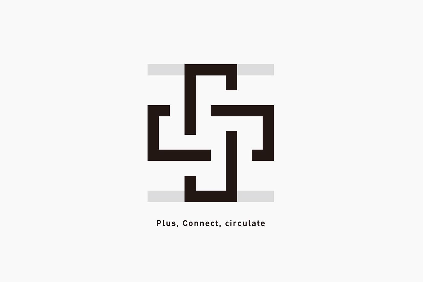 建筑规划Vi设计,建筑公司logo设计,建筑设计事务所形象设计,VI设计欣赏