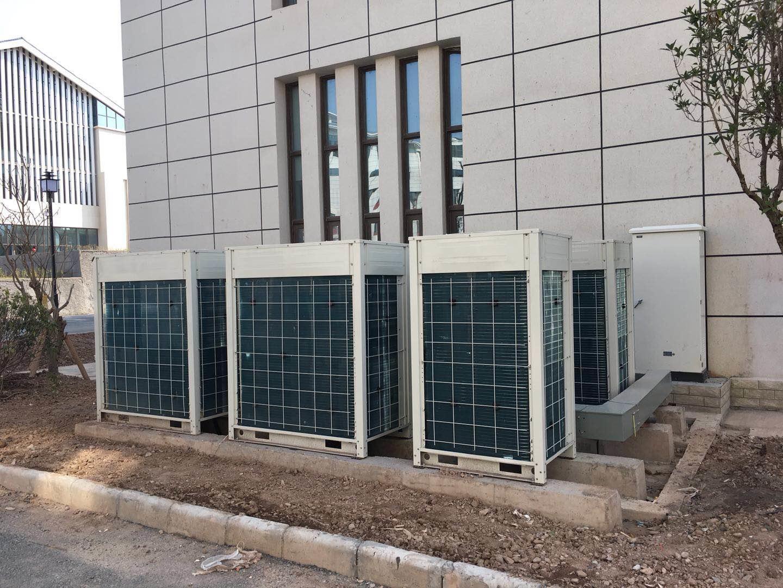 毛细管空调系统-地源热泵