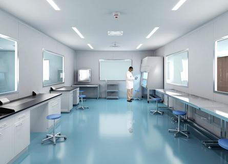 浅析医院检验实验室建设解决方案