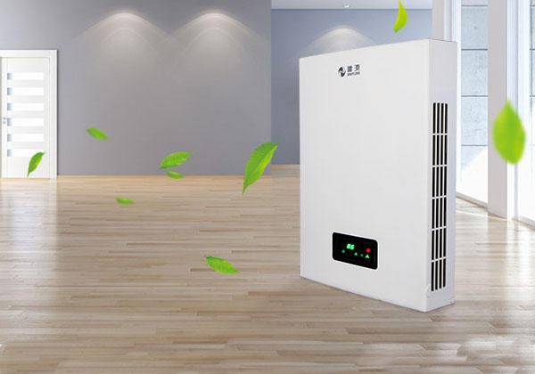 家用新风机-室内新风系统-通风换气补氧