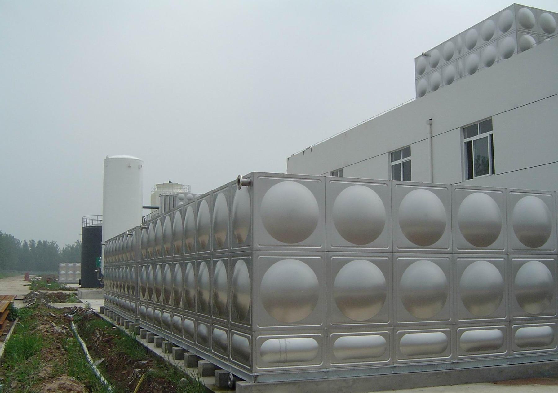 不銹鋼水箱單價-攀妍鑫不銹鋼水箱
