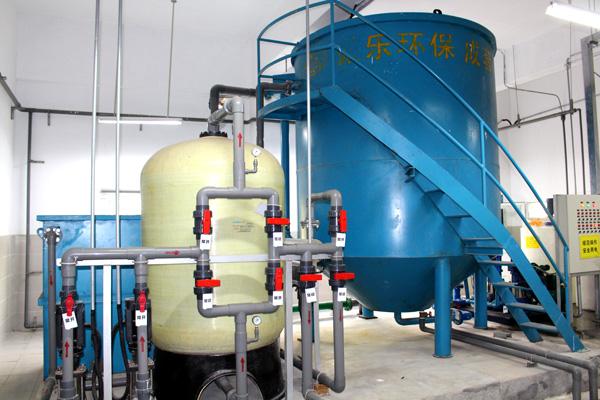 成都地铁水处理工程