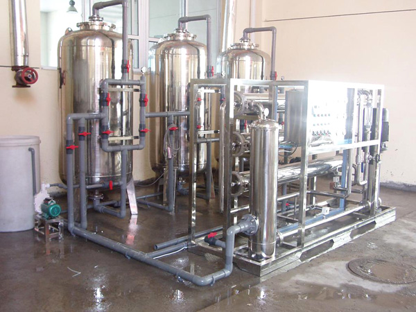 五金电镀厂废水处理