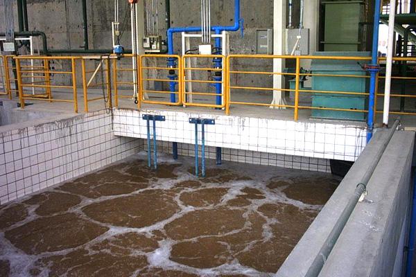 绵阳光有食品厂废水处理工程