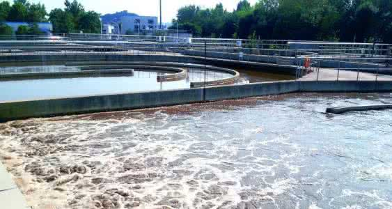 污水处理工艺