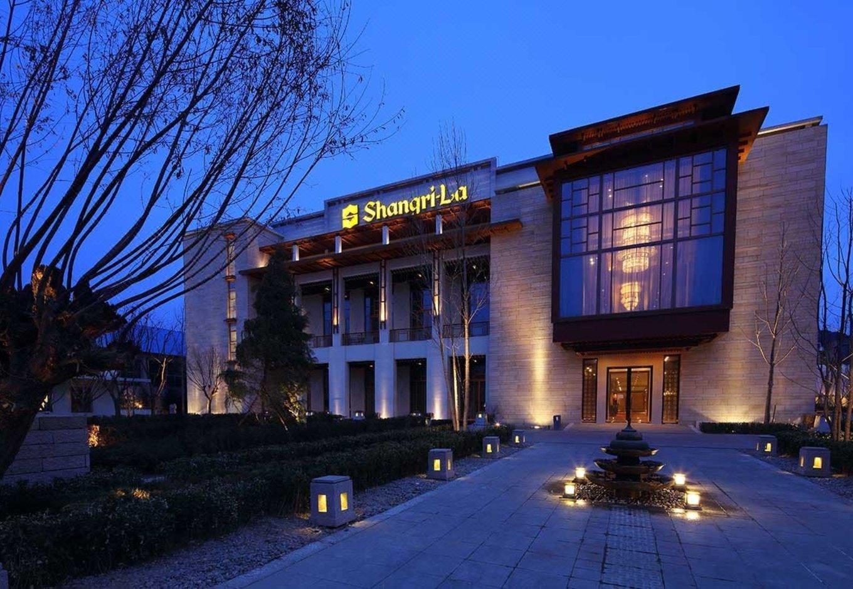 拉薩香格里拉大酒店夜景