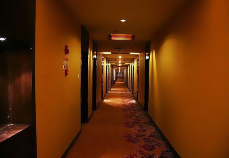 林芝印象酒店走廊