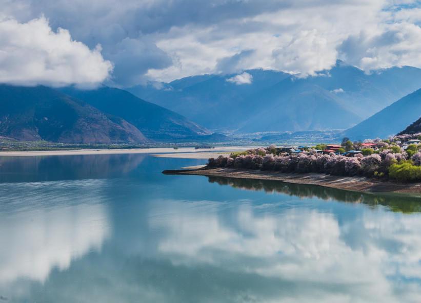 西藏的春天