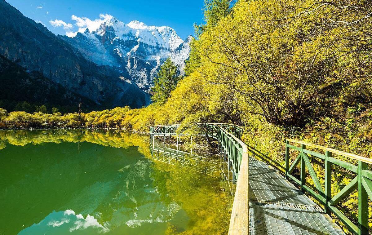 川藏線推薦的景區