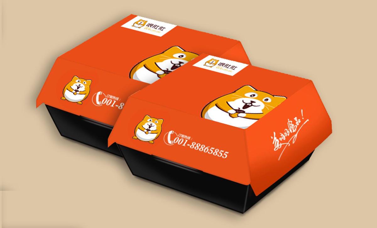 喂肚肚,長沙零食品牌設計,湖南零食品牌設計,長沙設計公司