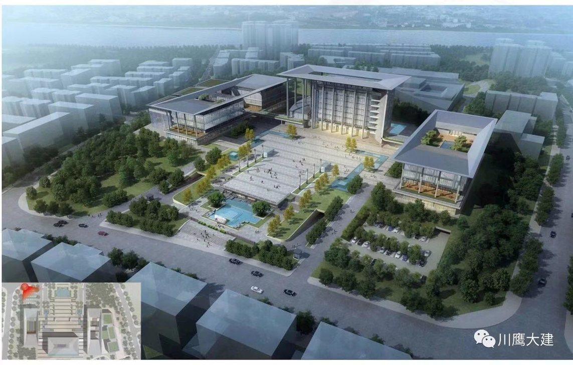 泸州老窖营销网络指挥中心办公区域改扩建项目