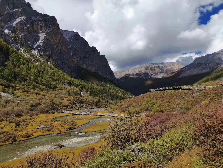 川藏線自駕游多少公里