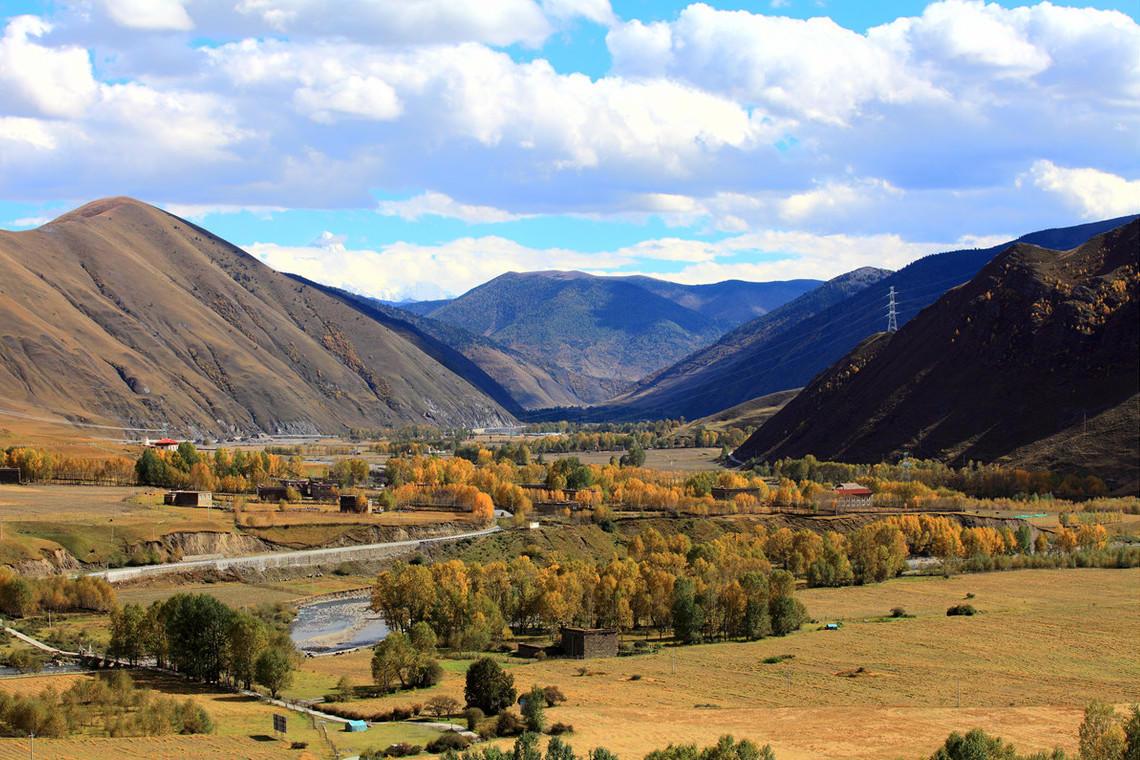 川藏线有多少公里高速