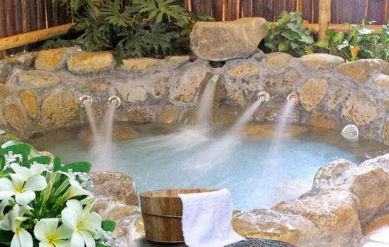 四川温泉spa设备