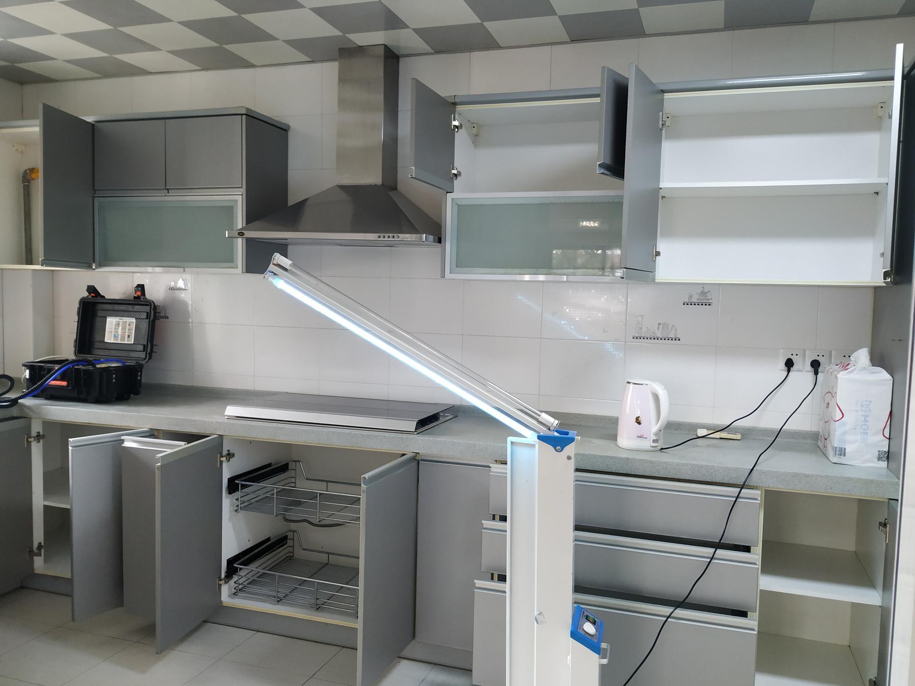 紫外线厨房消毒