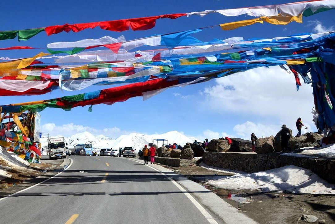川藏線自駕特殊路段米拉山口