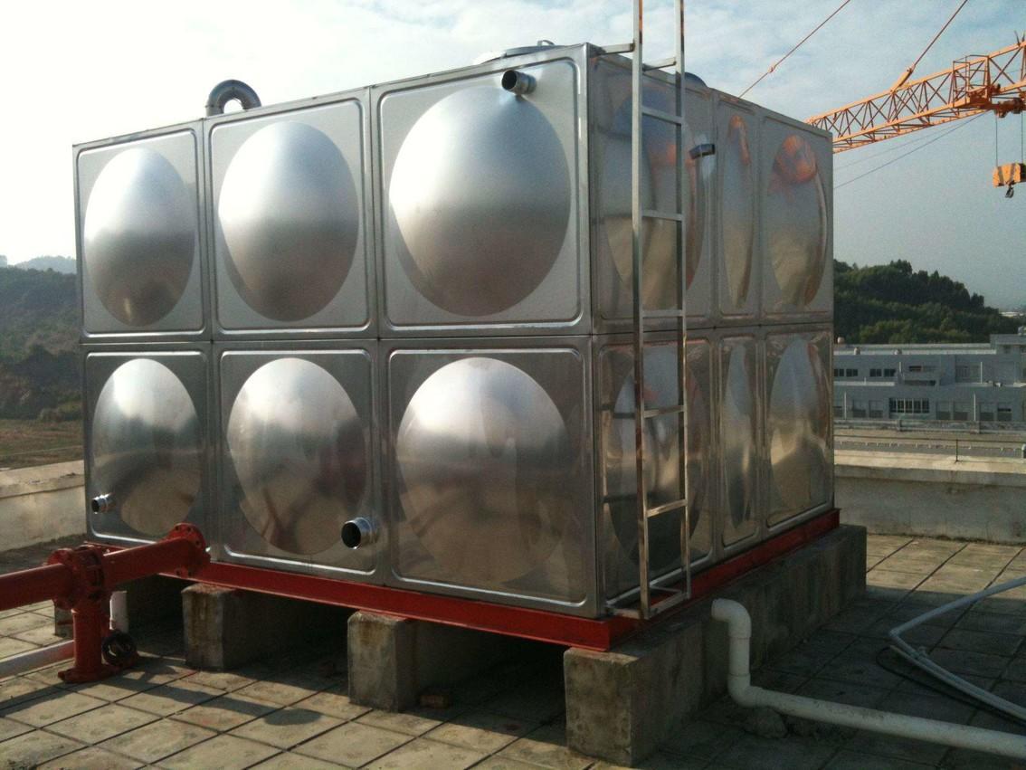 四川不銹鋼水箱價格-定做多少錢