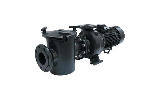 海卓大功率铸铁水泵-CF系列