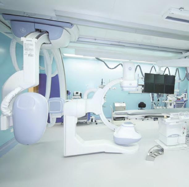 心内导管/血管造影术