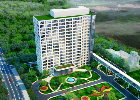 凉山州宁南县中医医院老年病科和康养大楼