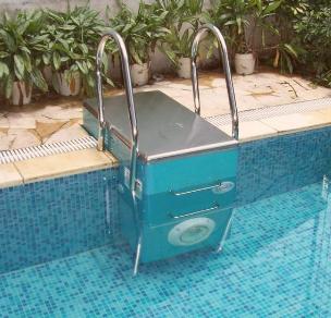 成都泳池设备安装