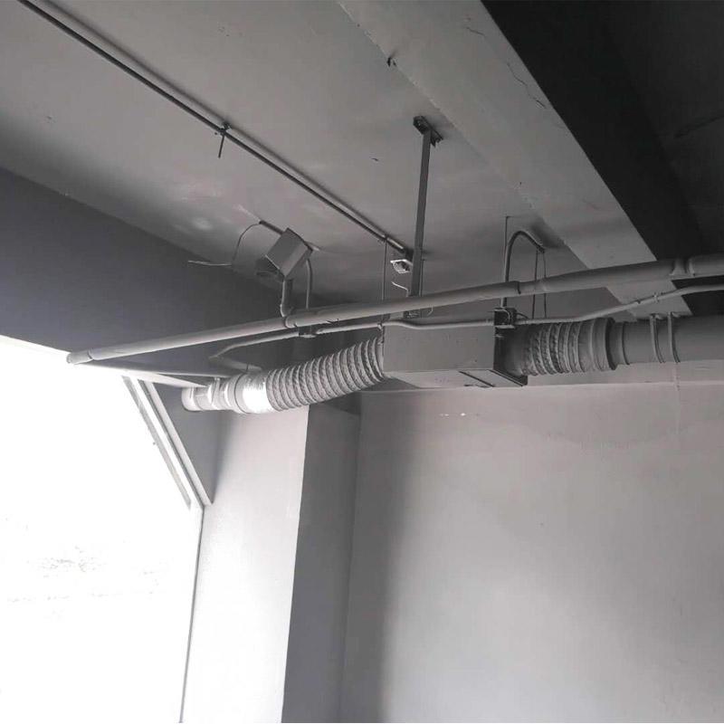 四川成都新風系統設計安裝公司-四川建源