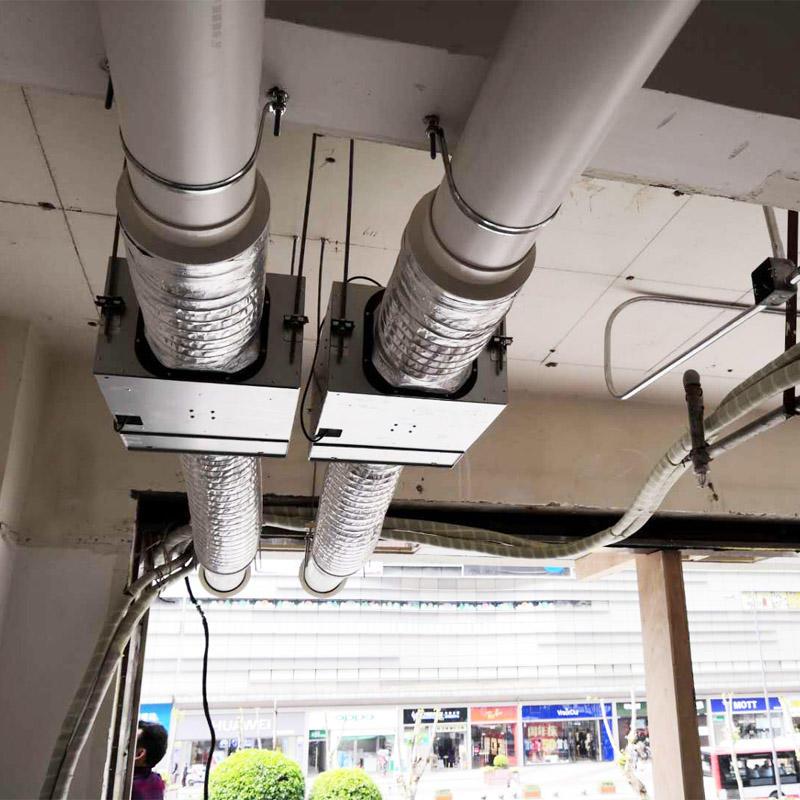 成都新風系統設計施工企業-建源節能科技