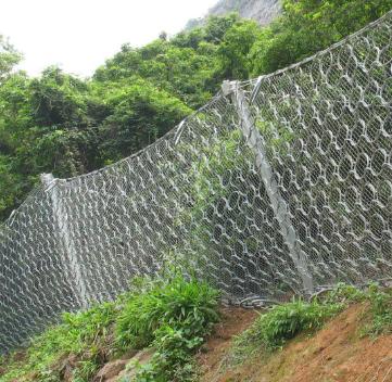 成都边坡防护网安装