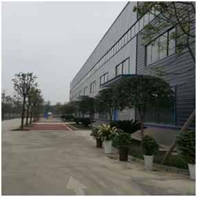 高效节能饲料膨化机生产项目厂区建设工程水土保持工程竣工验收施工总结报告
